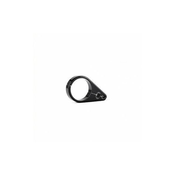 """Cable Clamp for Throttle 1.25"""" Black"""