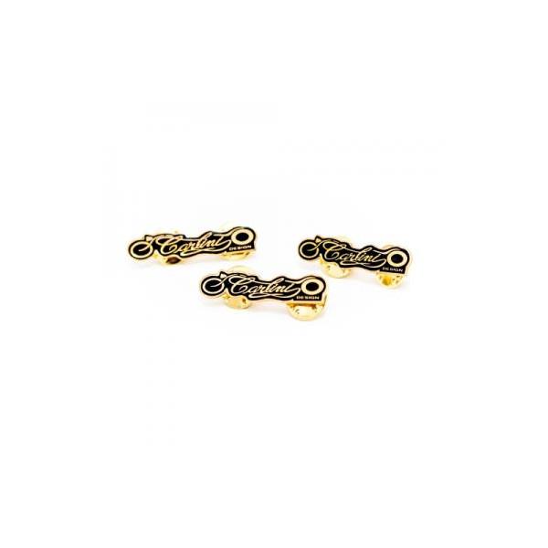 Carlini Gold Pins
